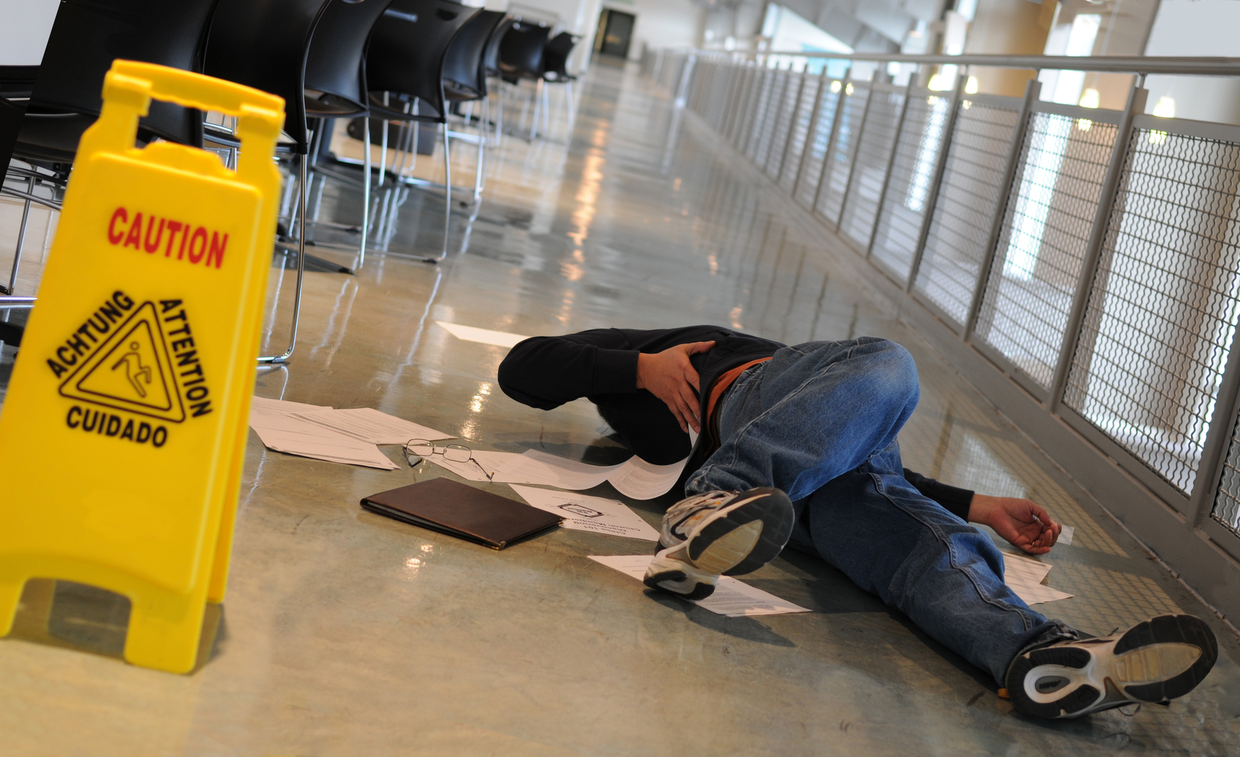 Filing-a-Slip-and-Fall-Law-Suit-in-New-York-State